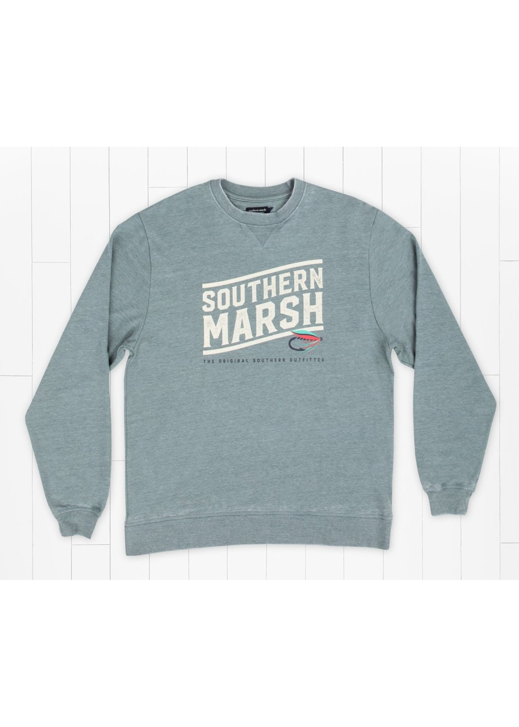 Southern Marsh SEAWASH™ Fly Line Sweatshirt