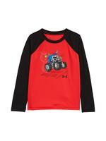Under Armour Toddler Football Monster Truck Tee