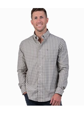 Southern Shirt Chandler Check LS Performance