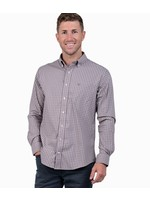 Southern Shirt Lawrence Check LS Performance