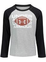 Under Armour Boys Branded Football L/S