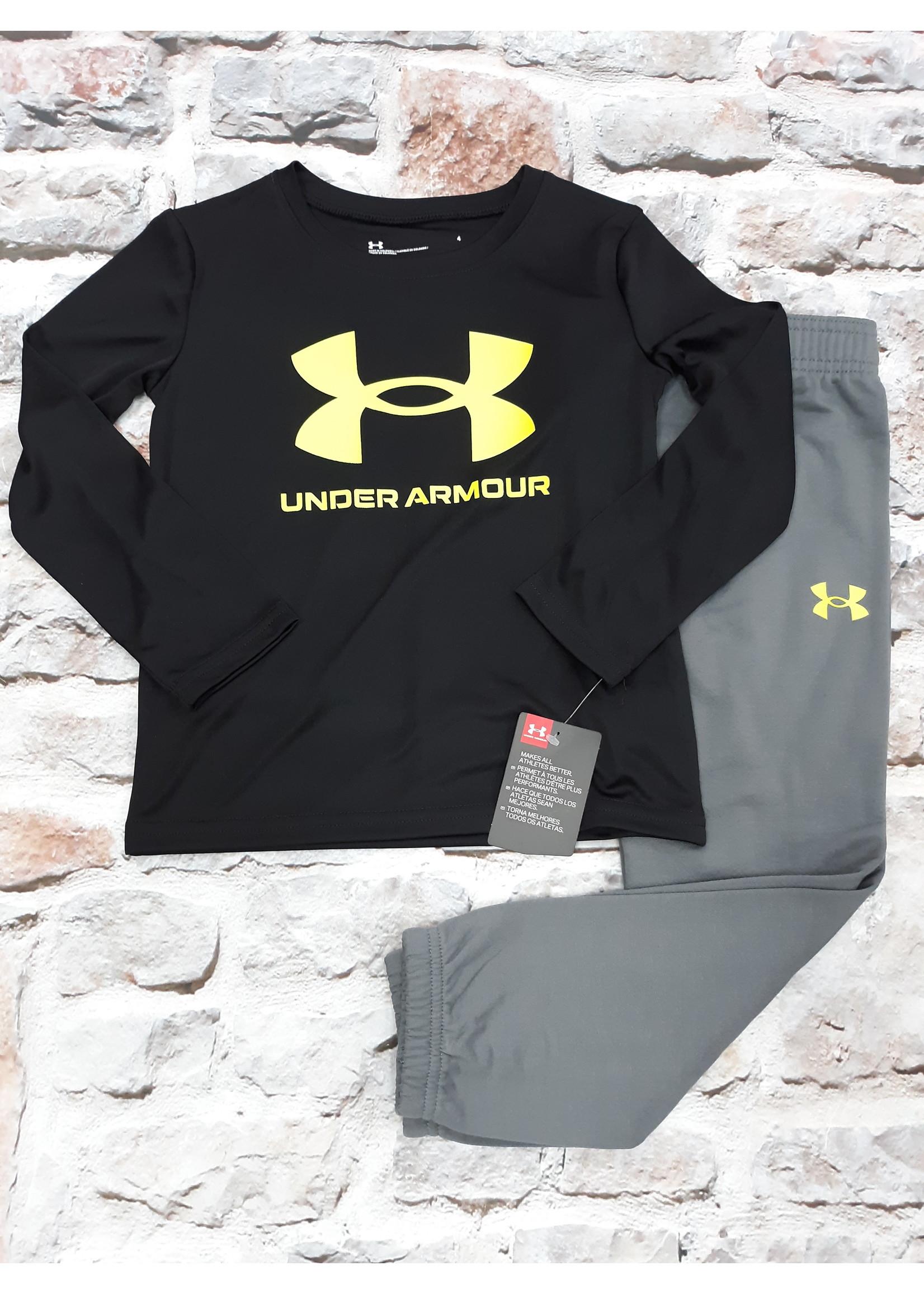 Under Armour Boys Core Logo Set
