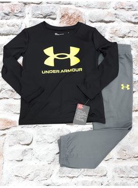 Under Armour Under Armour Boys Core Logo Set