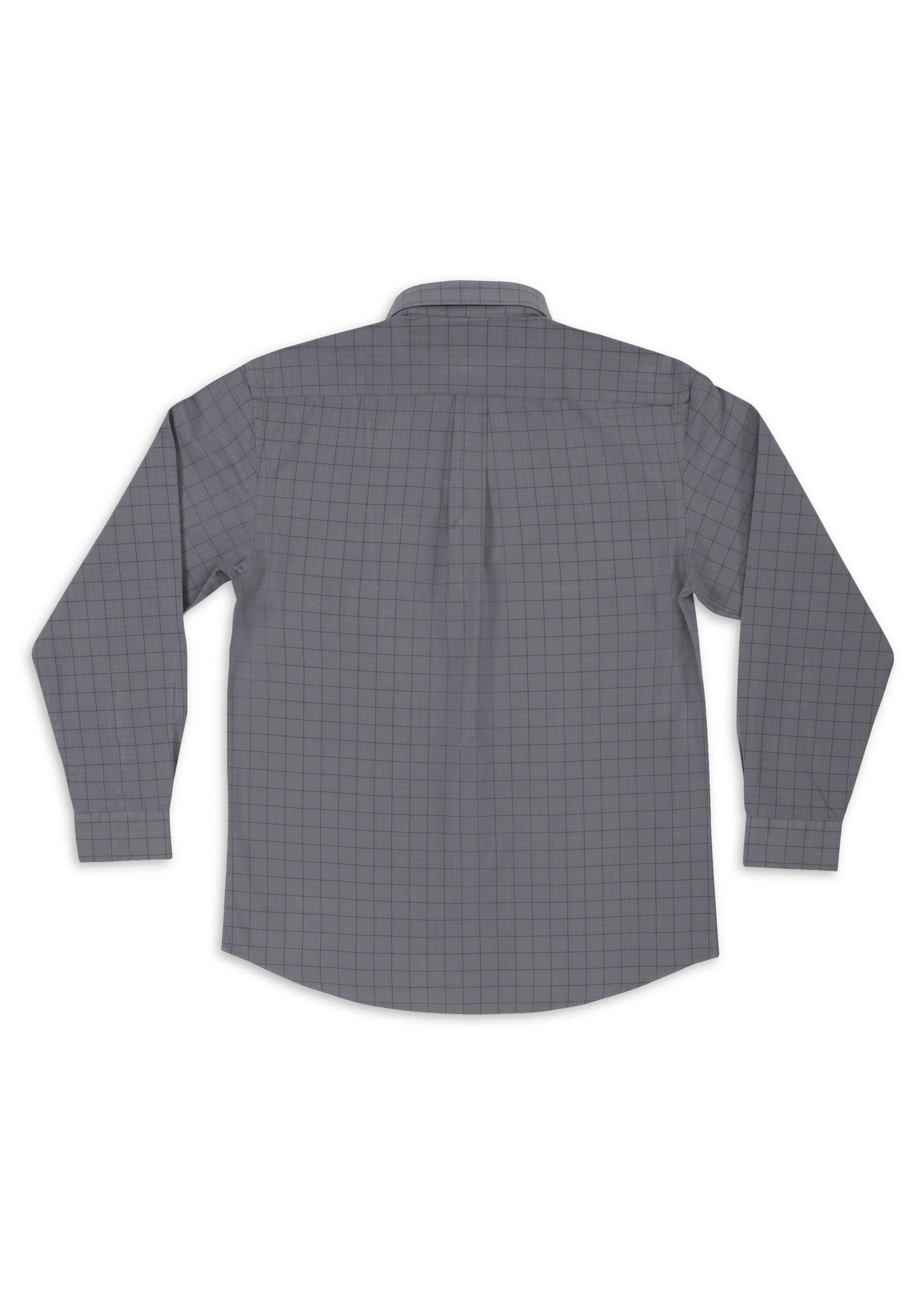 Southern Marsh Sabine Washed Check Dress Shirt