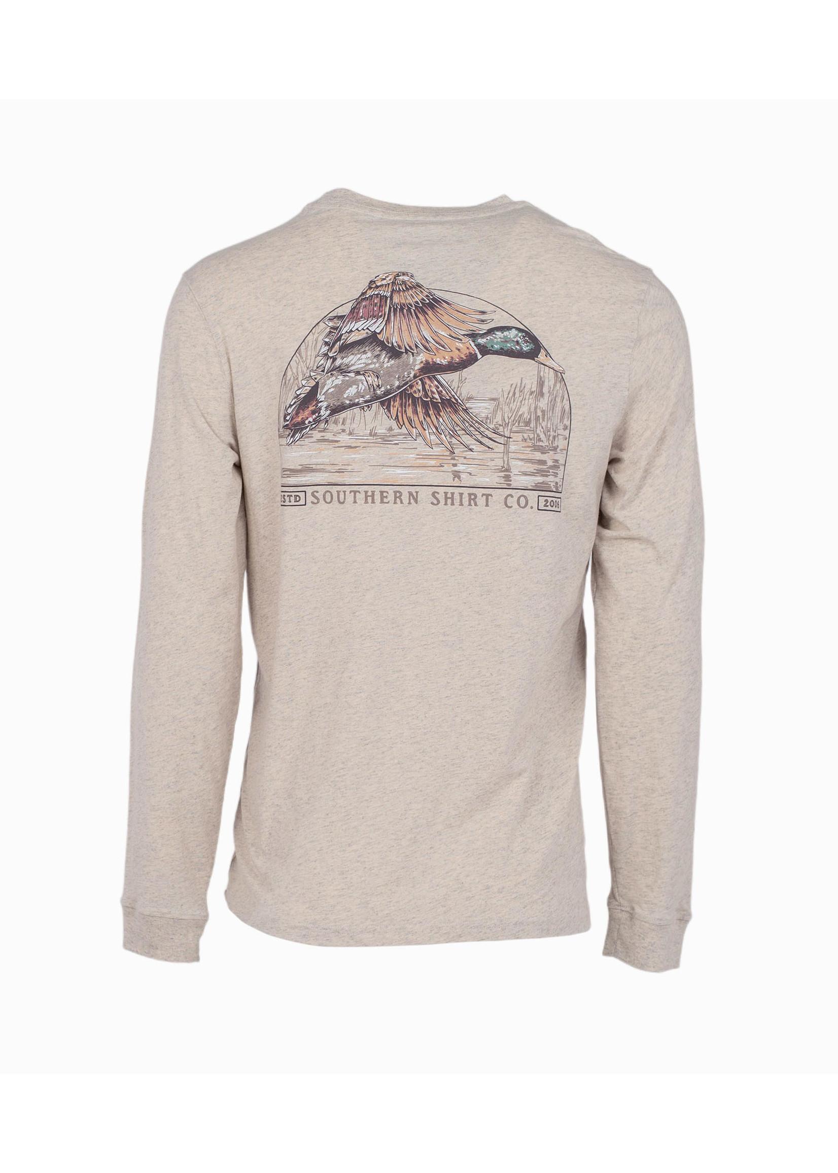 Southern Shirt Mallard Migration Tee LS