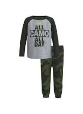 Under Armour Under Armour All Camo All Day Set