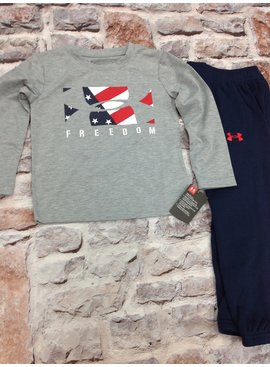 Under Armour Under Armour Toddler Freedom Flag Set