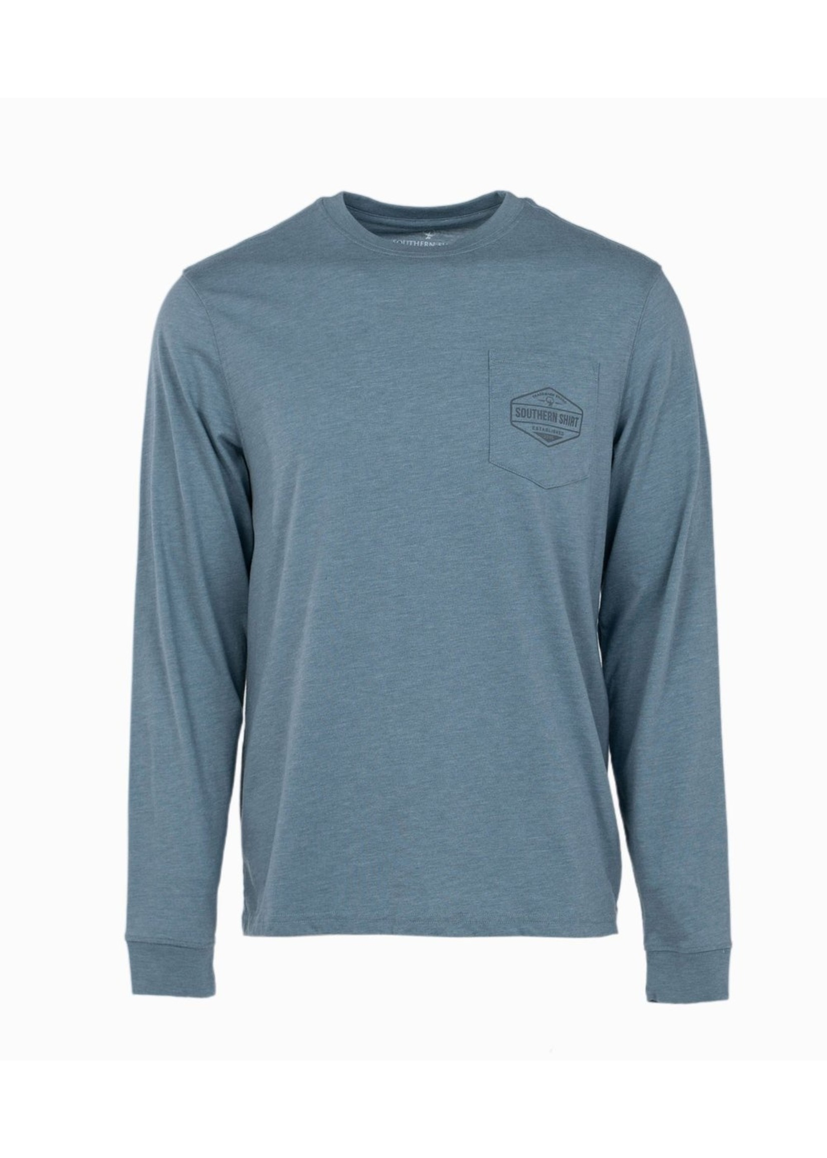 Southern Shirt Wood Duck Stamp L/S Tee