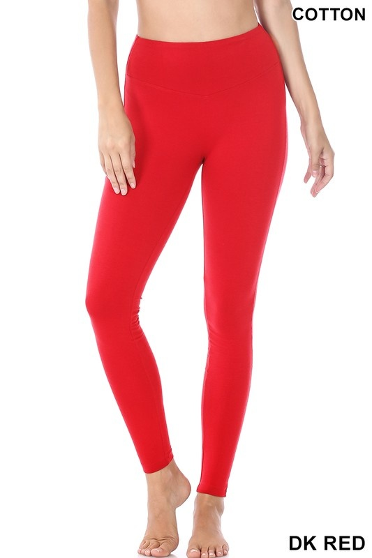 Premium Cotton Leggings