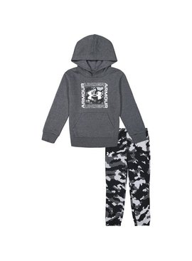 Under Armour Under Armour Boys Fury Camo Hoodie Set