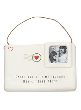 Sweet Notes Teacher Ornament