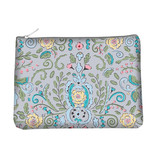 Jane Marie Partial To Pink Zipper Pouch