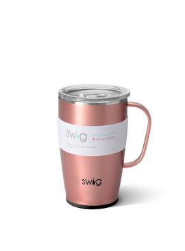 Swig Life Swig 18oz Mug-Rose Gold
