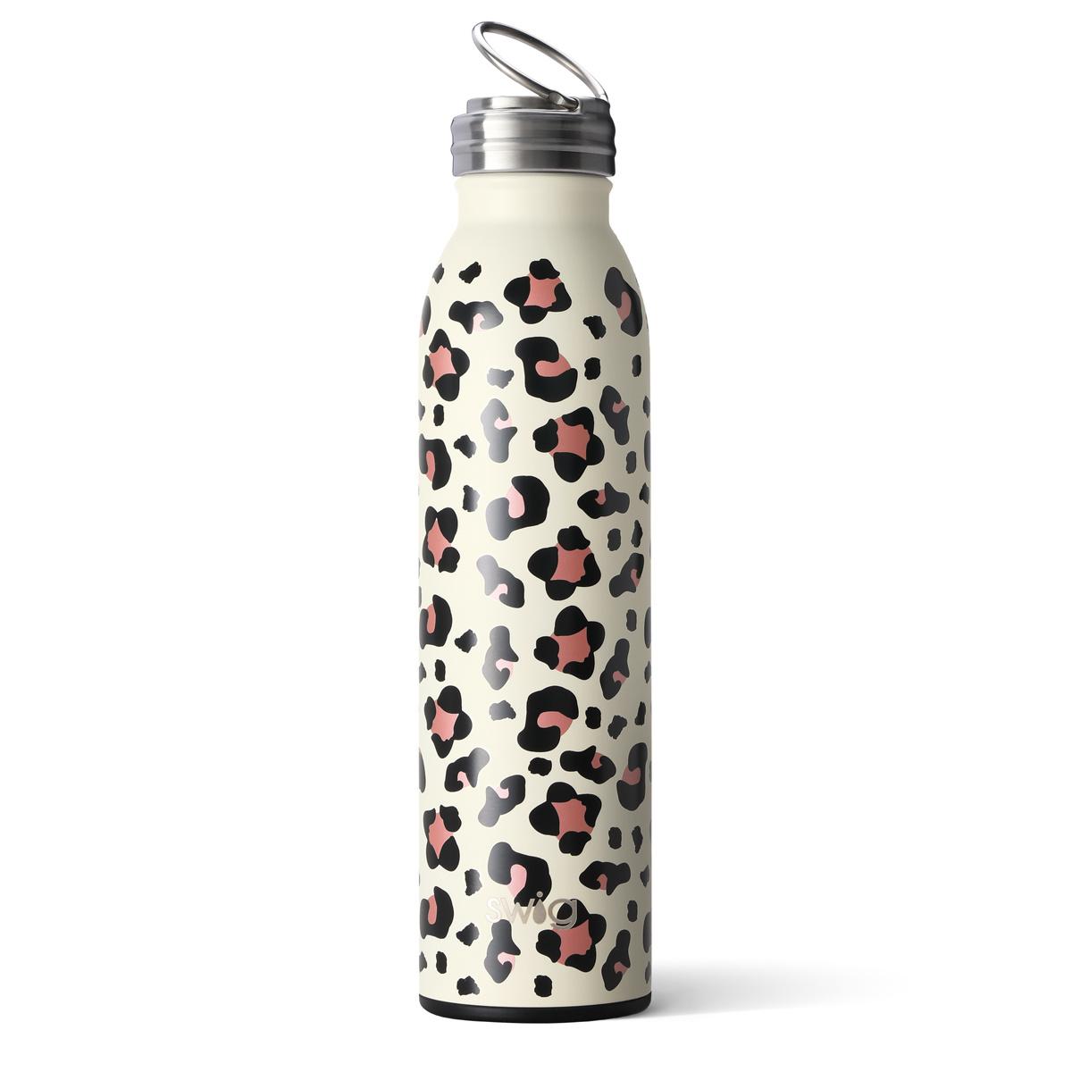 Swig Life 20oz Bottle-Luxy Leopard