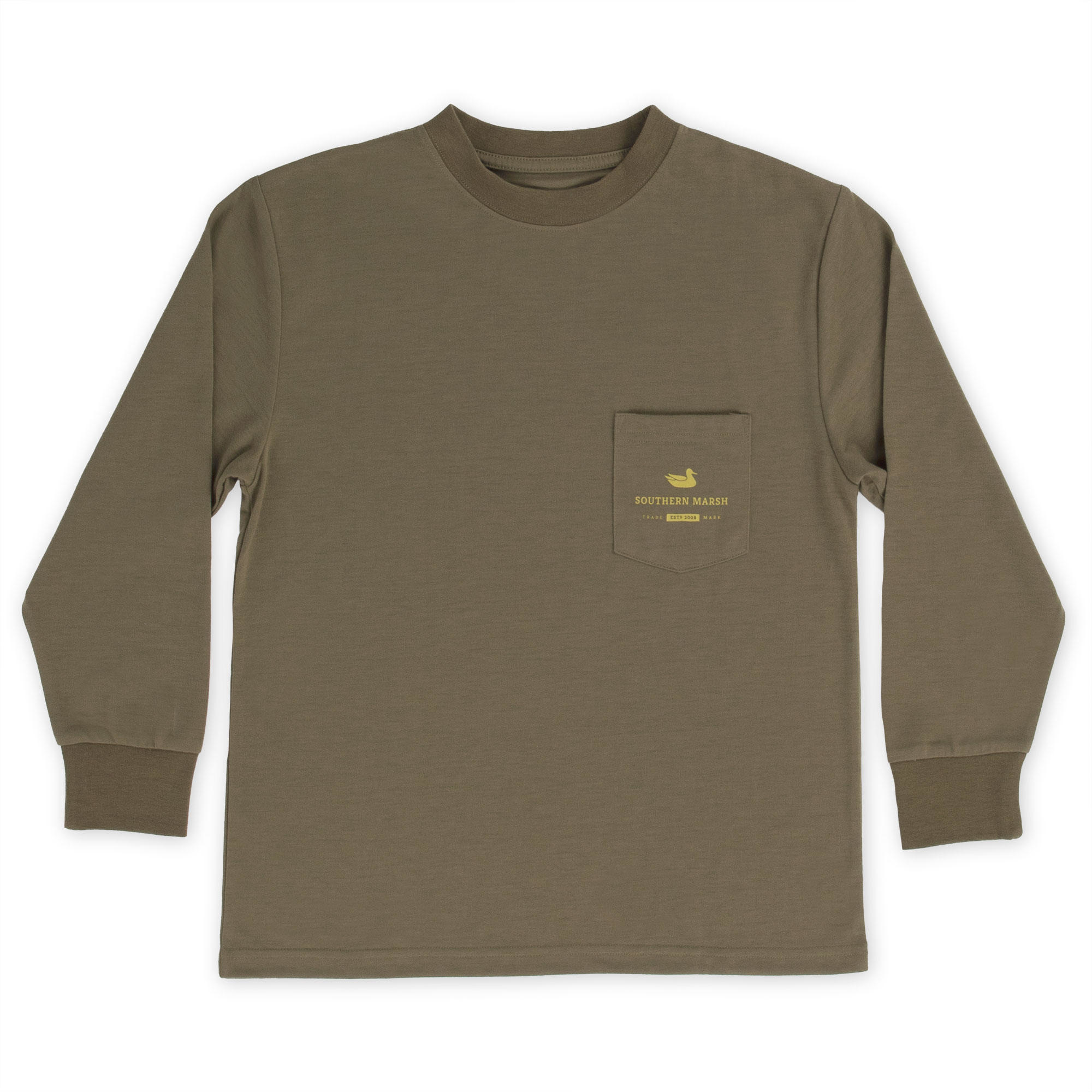 Southern Marsh Youth - FieldTec™ Morning Flyover Comfort Tee