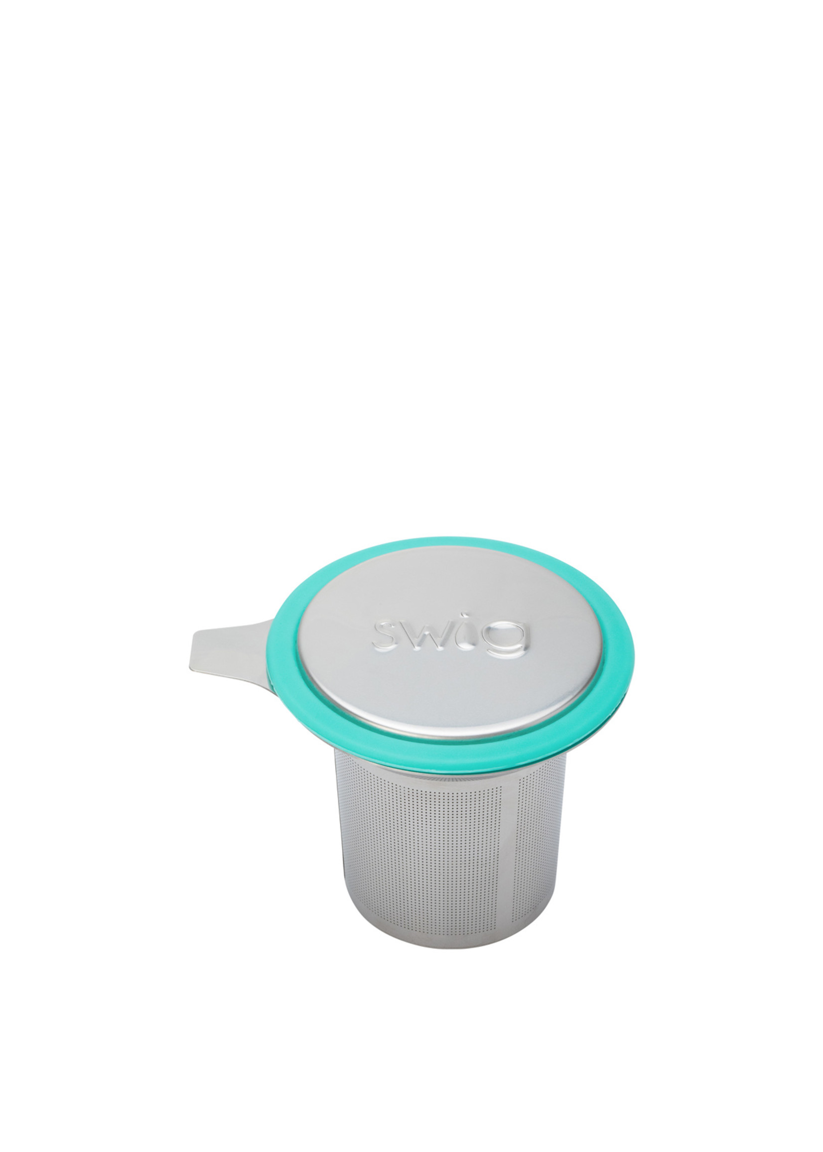 Swig Life Stainless Steel Tea Infuser with Silicone Cover
