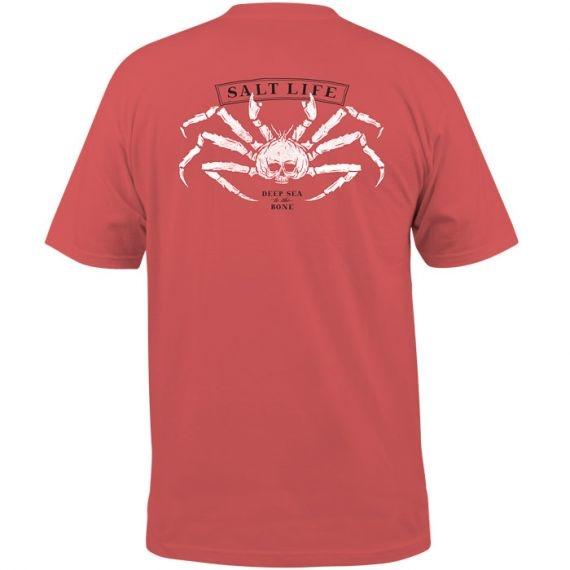 Salt Life King Crab Tee
