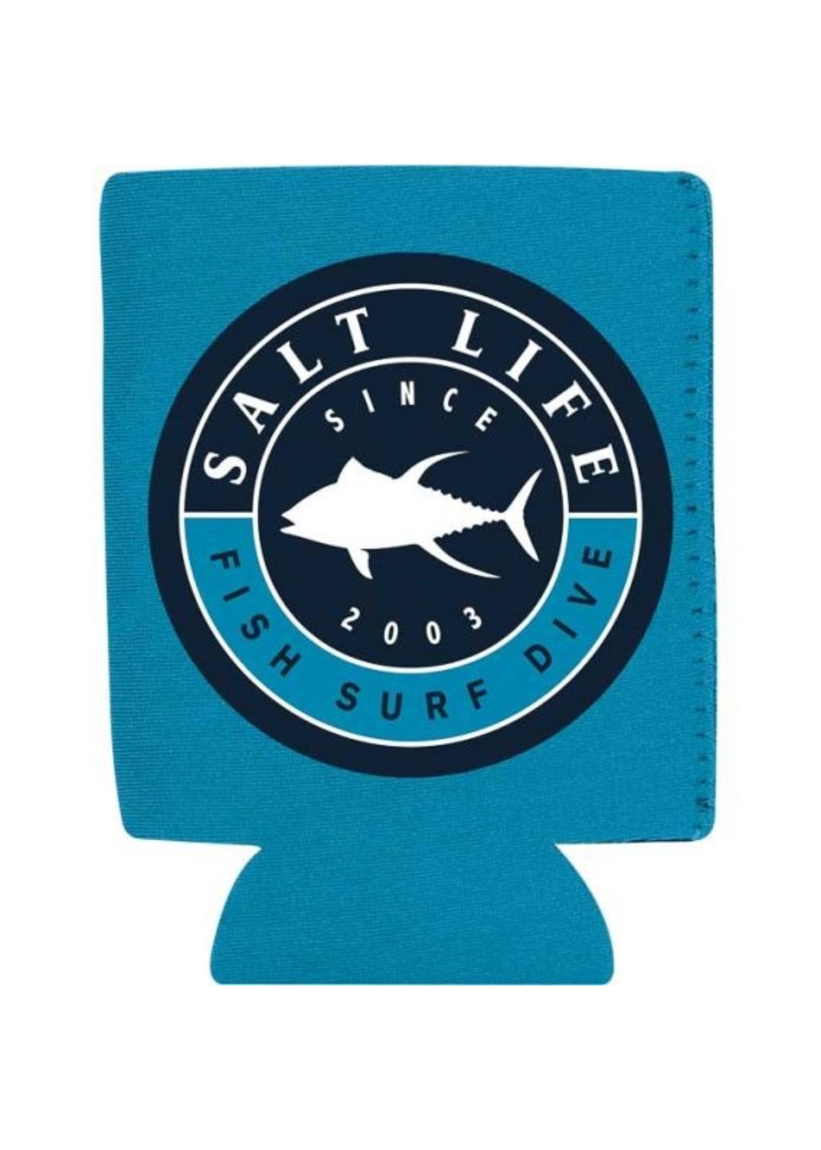 Salt Life Cast Can Holder