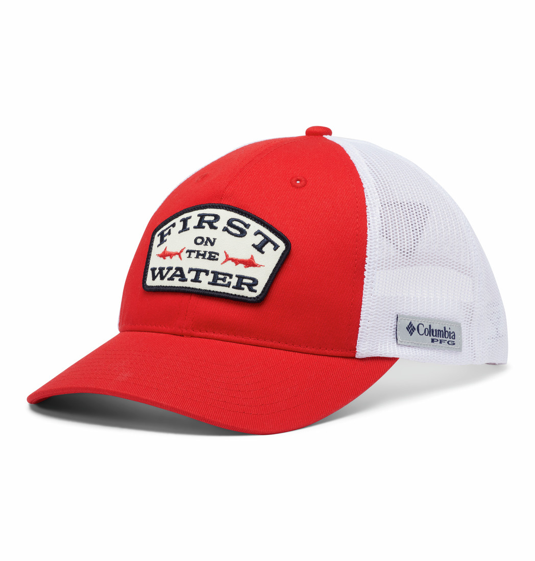 Columbia Sportswear PFG Trucker™ Snap Back Cap O/S