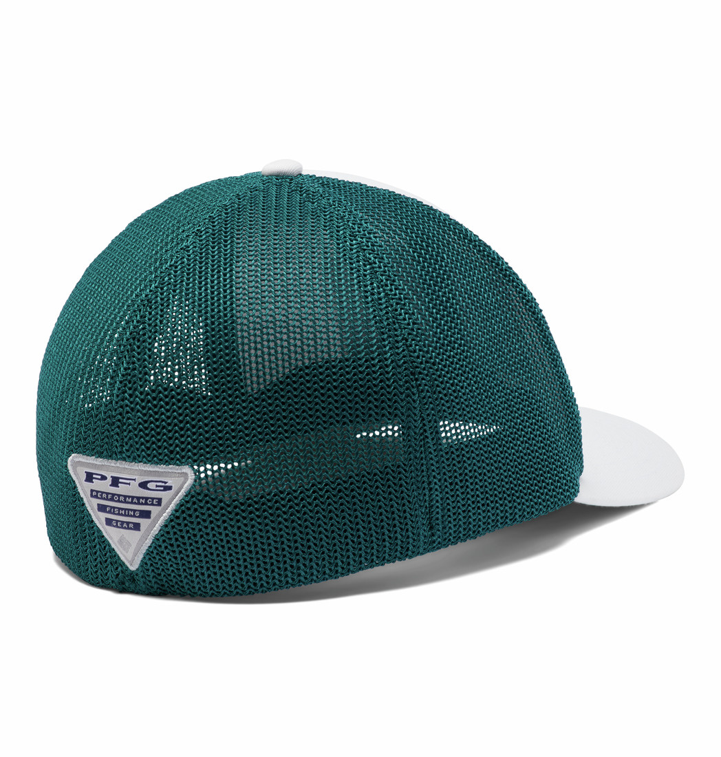 Columbia Sportswear PFG Mesh Fish Flag Ball Cap