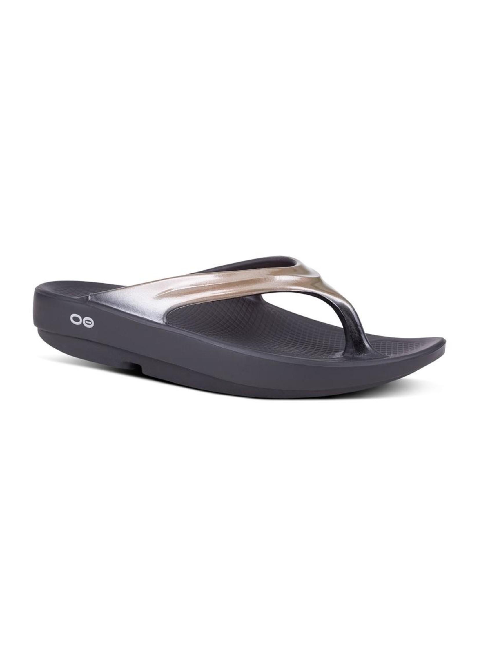 OOFOS Women's OOlala Luxe Sandal