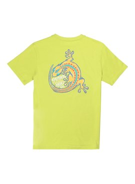 Southern Shirt Youth Glowing Gecko Short Sleeve