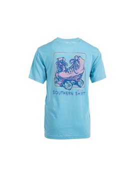 Southern Shirt Girls Rinks Rule Boys Drool Short Sleeve