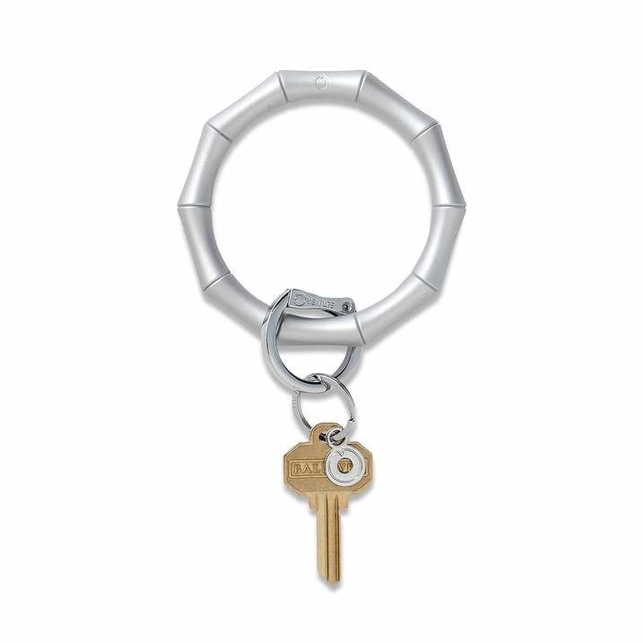 O venture Bamboo Collection - Silicone Big O® Key Ring