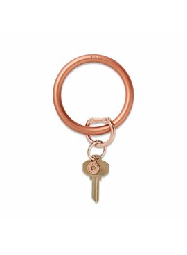 O venture Metallic Collection - Silicone Big O® Key Ring