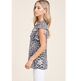 Staccato Animal Print Top