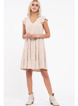 Dot Knit Dress