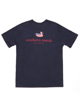 Southern Marsh Authentic Flag Tee