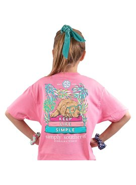 Simply Southern Collection Youth Simply Southern Keep Life Simple