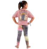Simply Southern Collection Youth Simply Southern Kisses - Crepe
