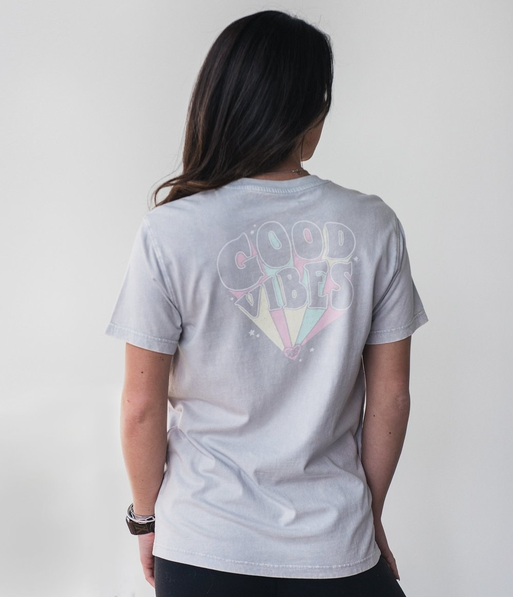 Southern Shirt Good Vibes Only Tee SS