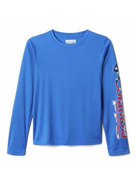 Columbia Sportswear Boys' Toddler PFG Terminal Tackle™ Long Sleeve Shirt