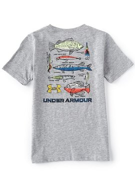 Under Armour UNDER ARMOUR Sketch Fish Tee