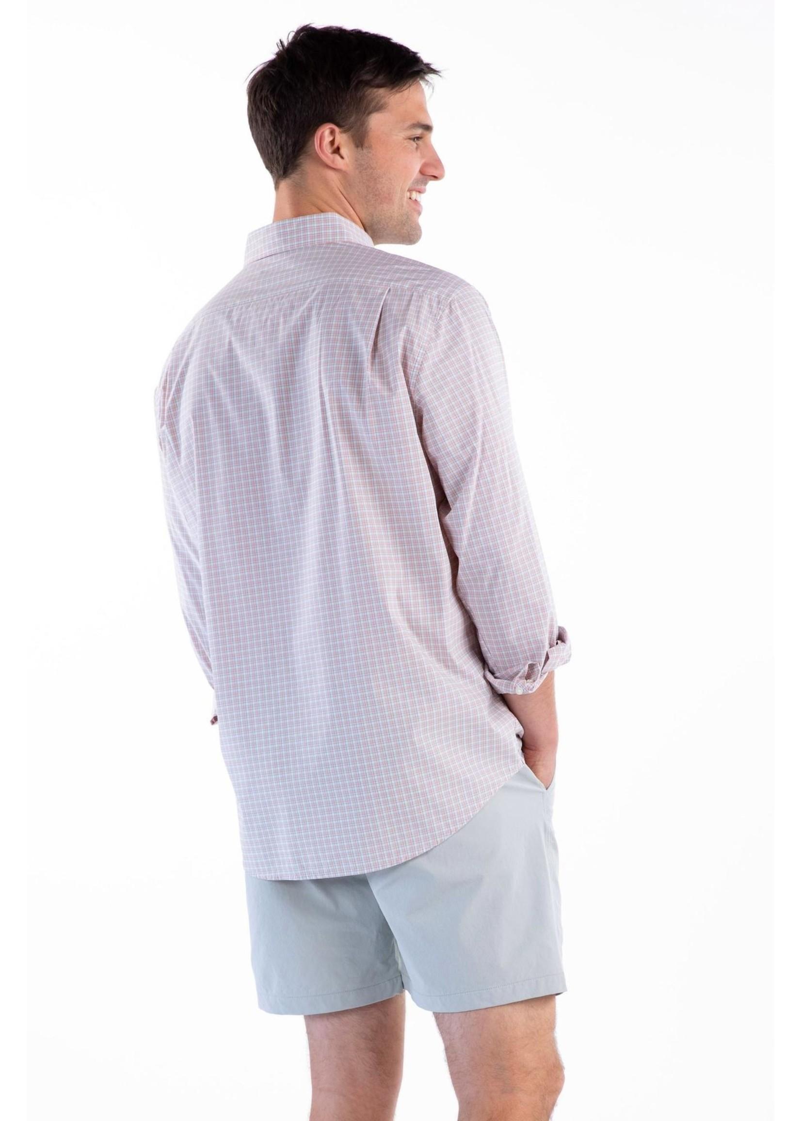 Southern Shirt Daphne Plaid  Dress Shirt