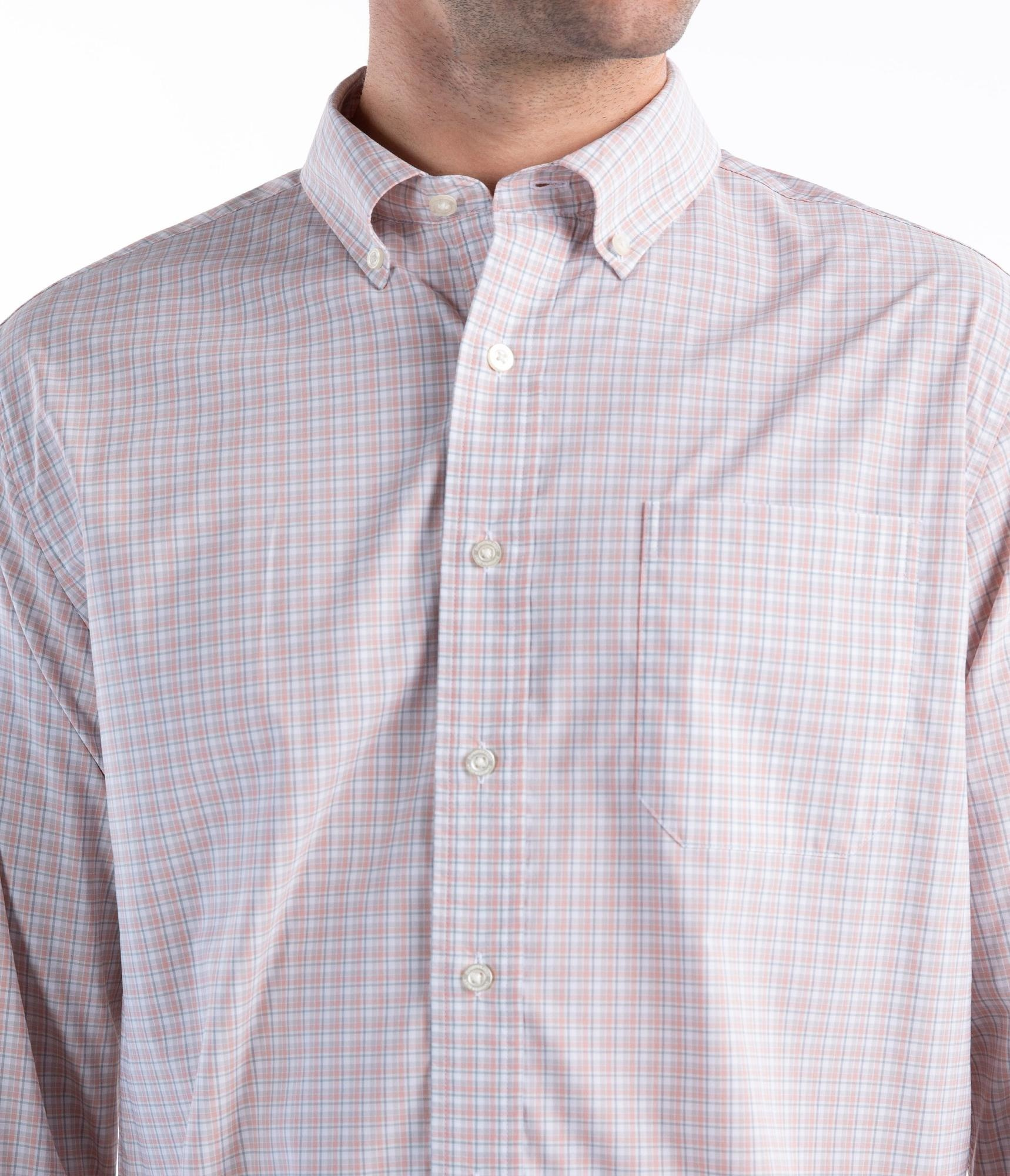 Southern Shirt Daphne Plaid  Dress Shirt