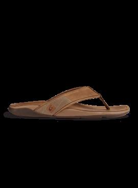 OluKai Tuahine  Waterproof Leather Beach Sandal