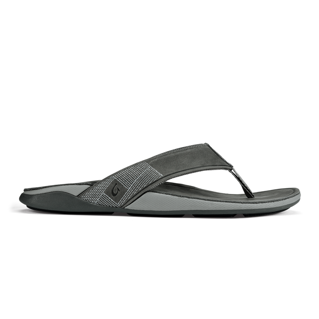 OluKai Tuahine  Waterproof Leather Beach Sandal