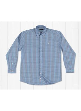Southern Marsh Collier Gingham  Dress Shirt