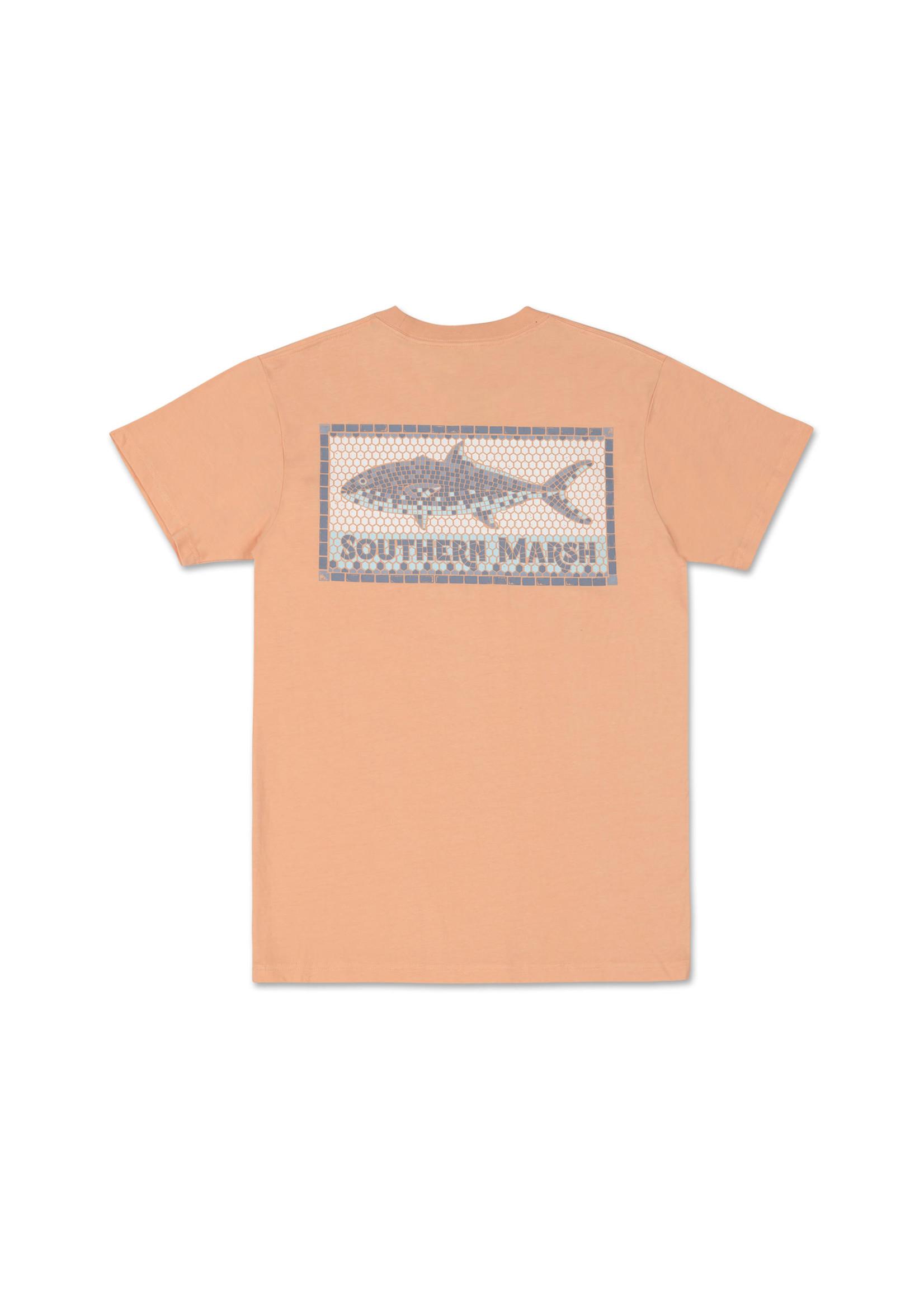 Southern Marsh Tile Fish Tee