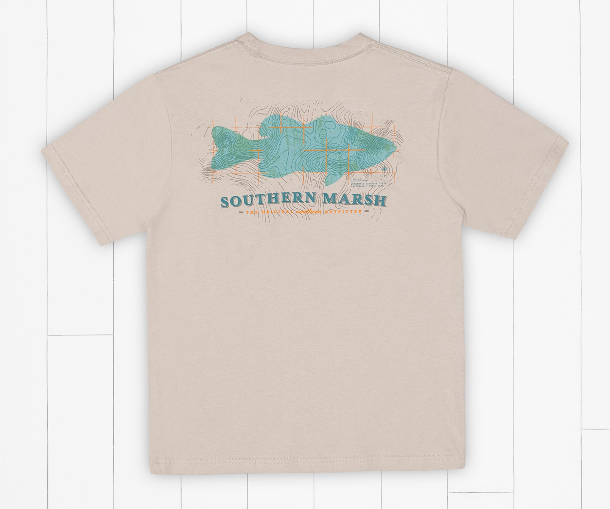 Southern Marsh Youth Deep Bass Tee