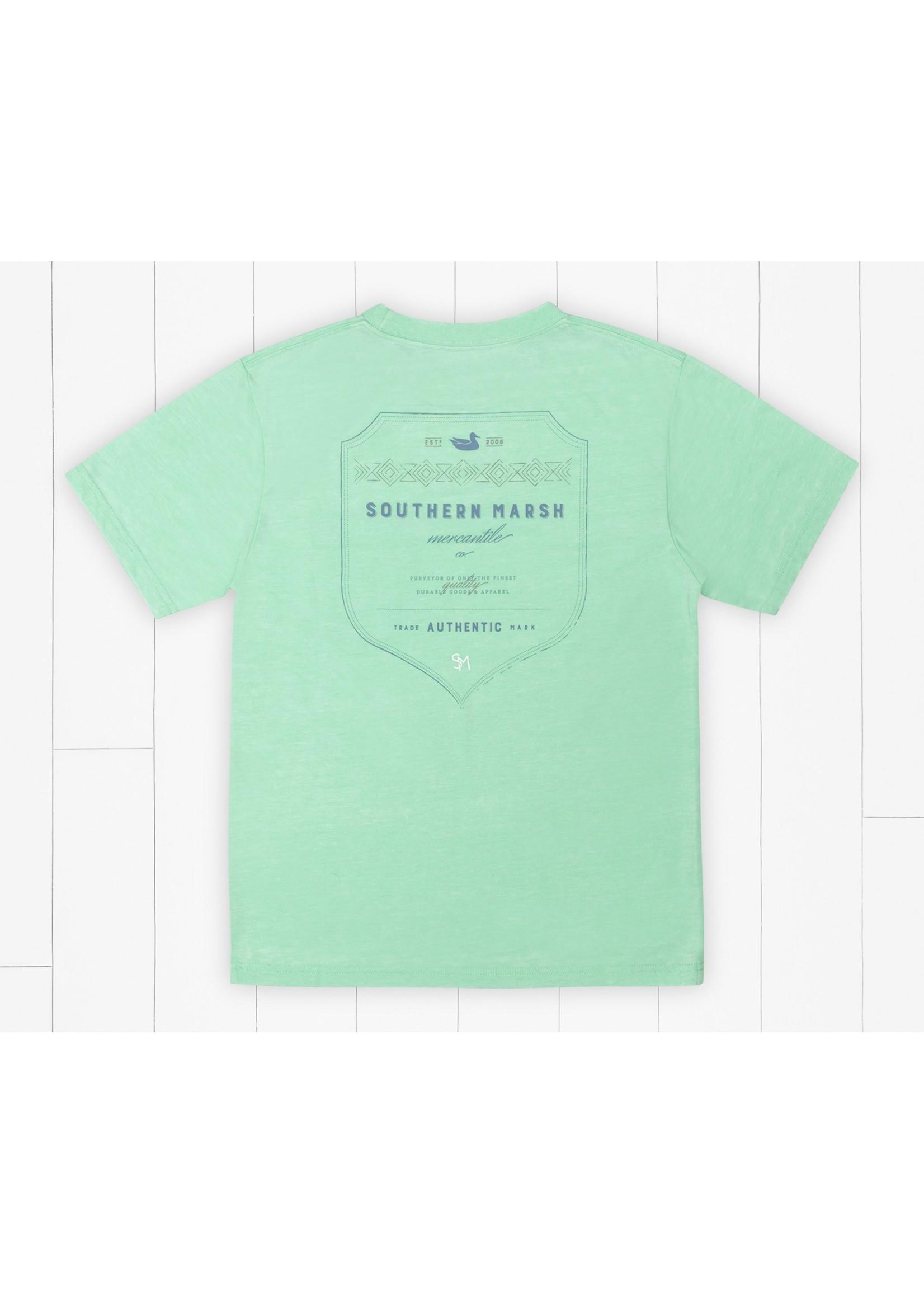 Southern Marsh Youth SEAWASH™ Tee - Mercantile Co.