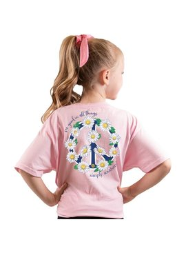 Simply Southern Collection Youth Simply Southern Peace