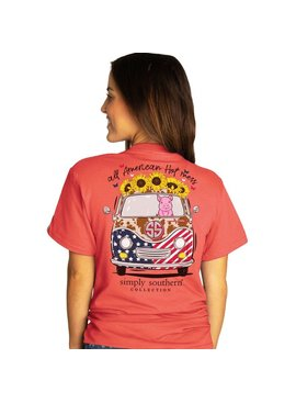 Simply Southern Collection Simply Southern All American Hot Mess