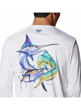 Columbia Sportswear Men's PFG Terminal Tackle™ Carey Chen Long Sleeve Shirt