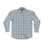 Southern Marsh Bluefish Performance Plaid Dress Shirt