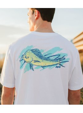 Southern Shirt Solo Mahi Tee SS